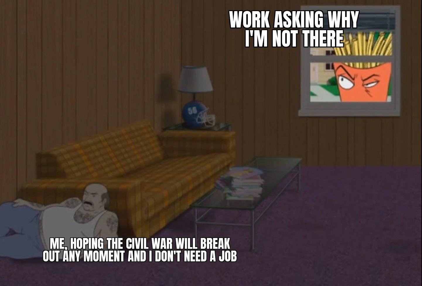 Carl title - meme