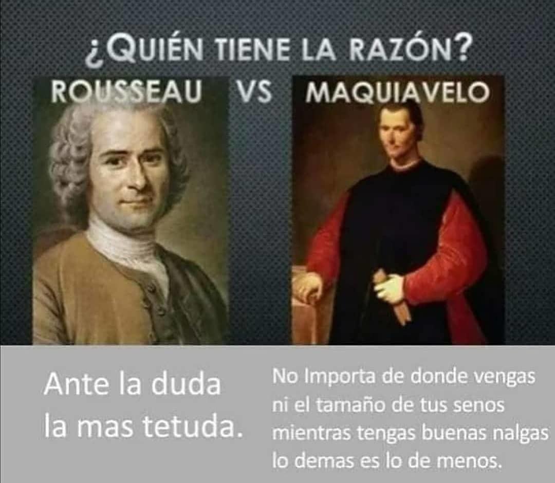Grande Maquiavelo - meme