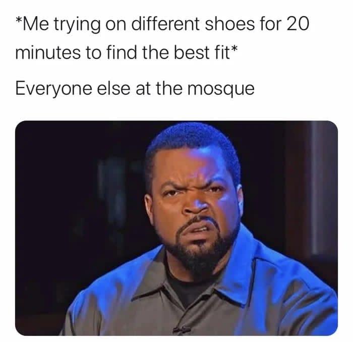 Muslims relate? :D - meme