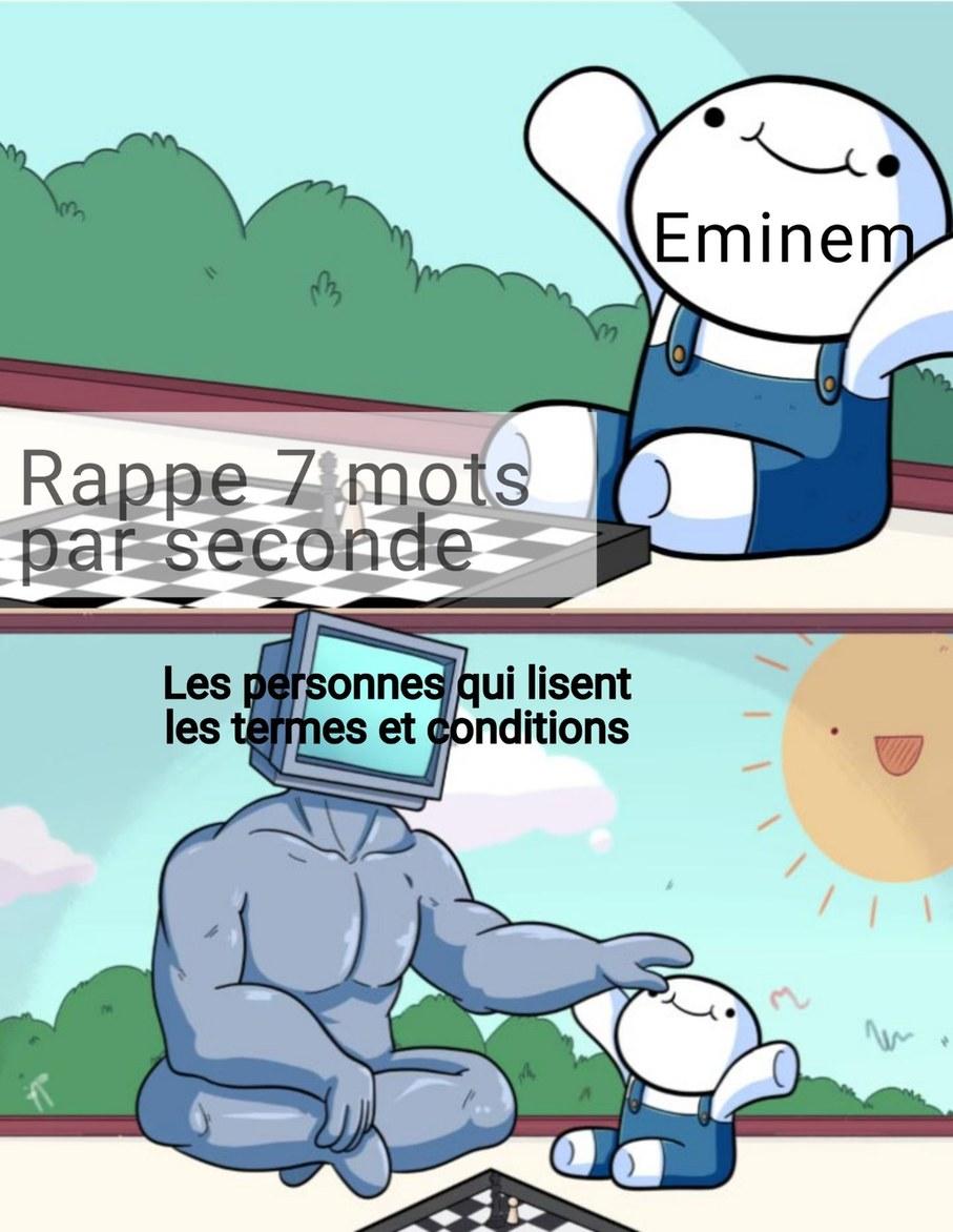 Traduit par moi - meme