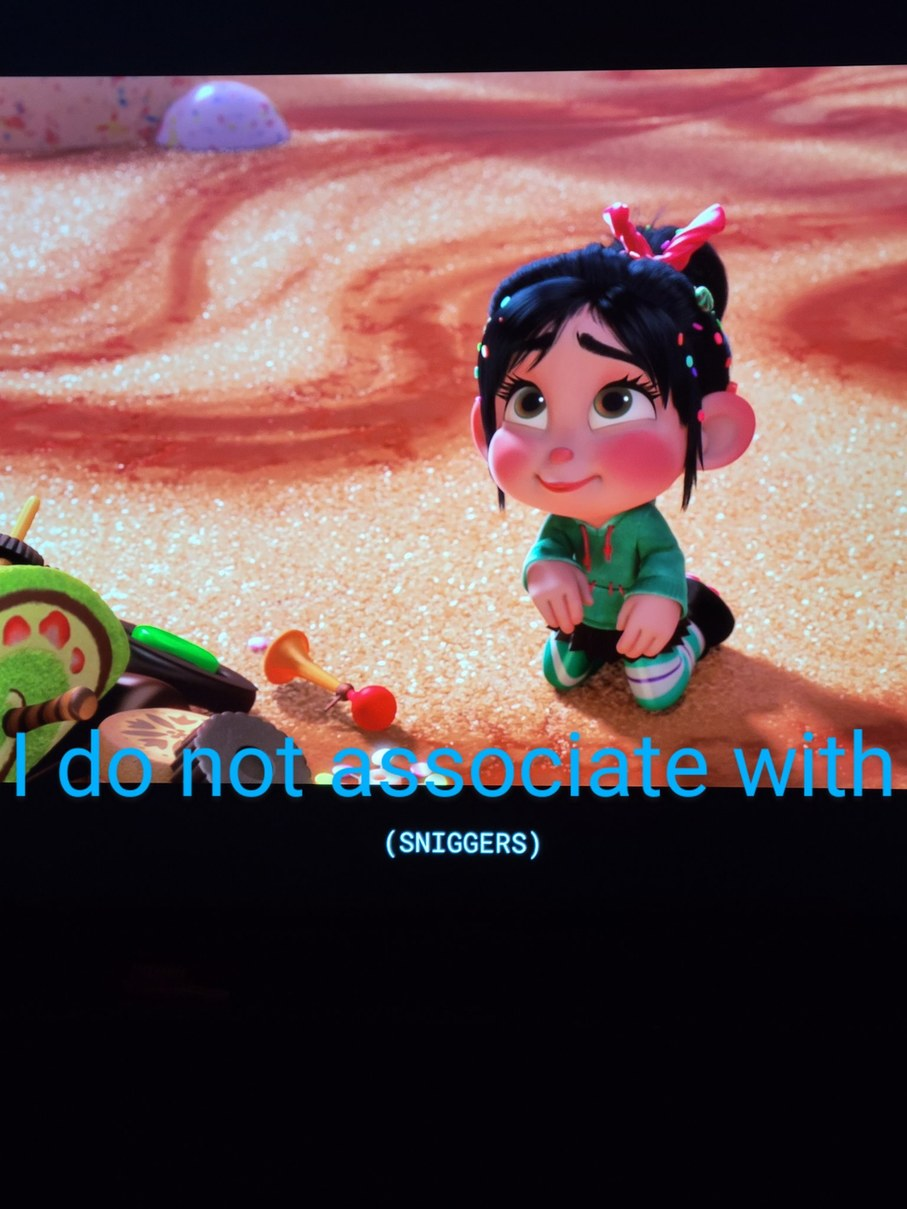 Saw this watching wreck it Ralph with my daughter and immediately thought of the Indian kid - meme