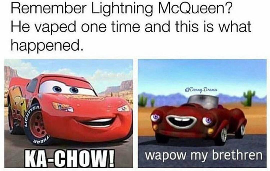 Kacklepachowie! - meme