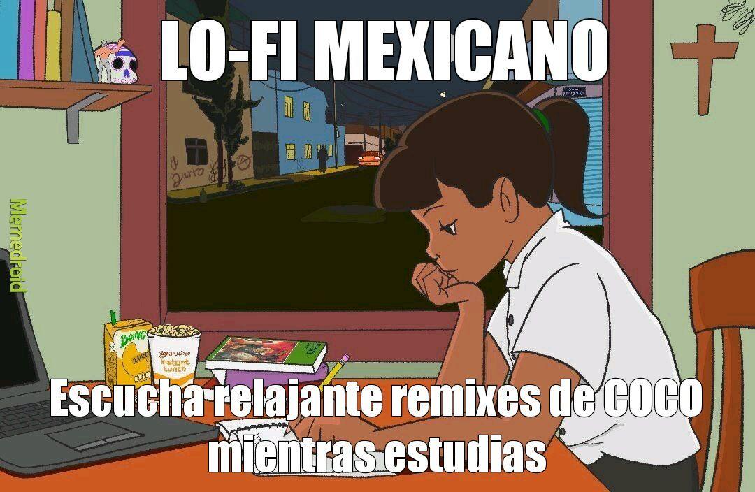 México no es un país, es una invención de Disney - meme