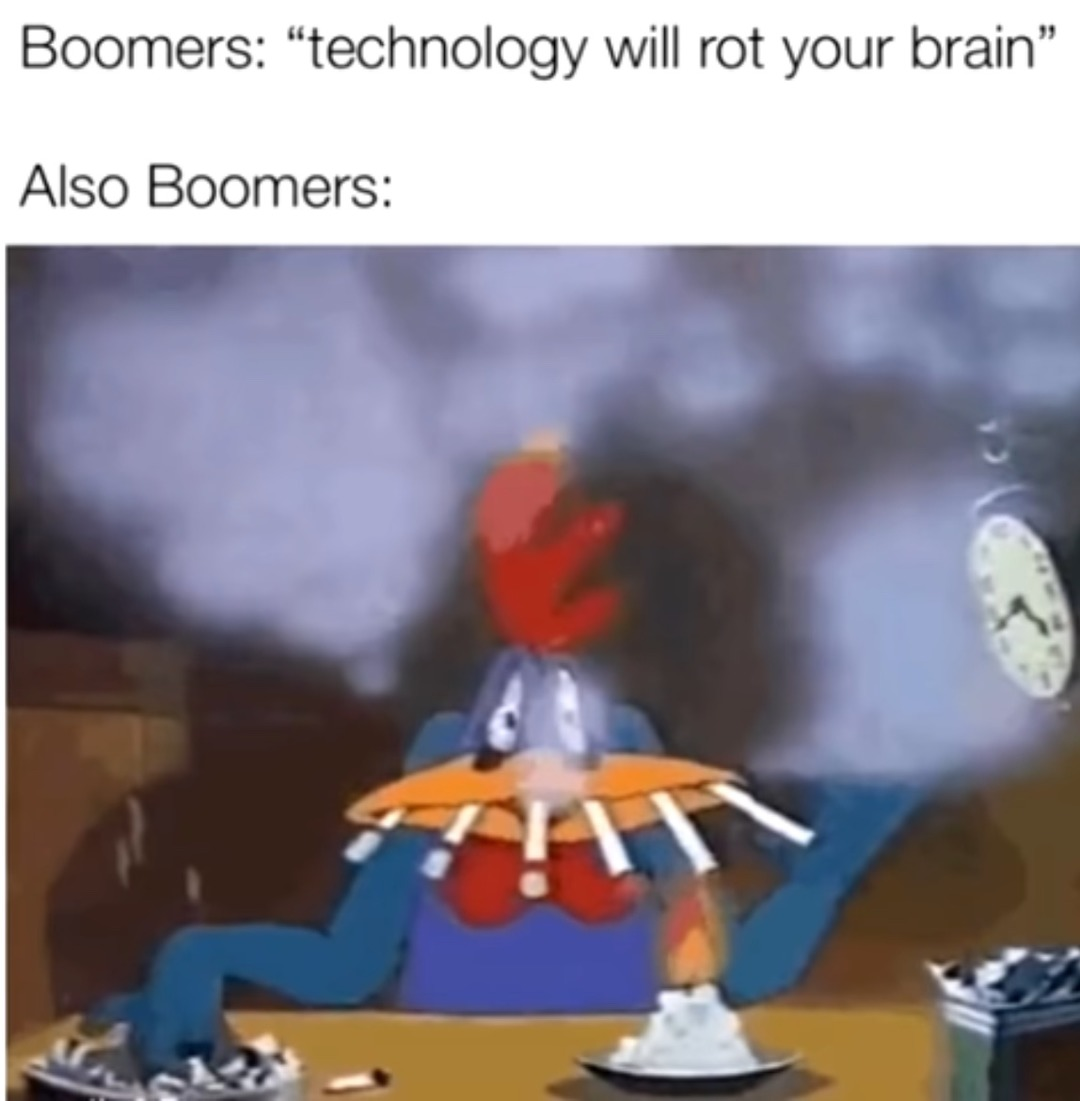 also boomers - meme