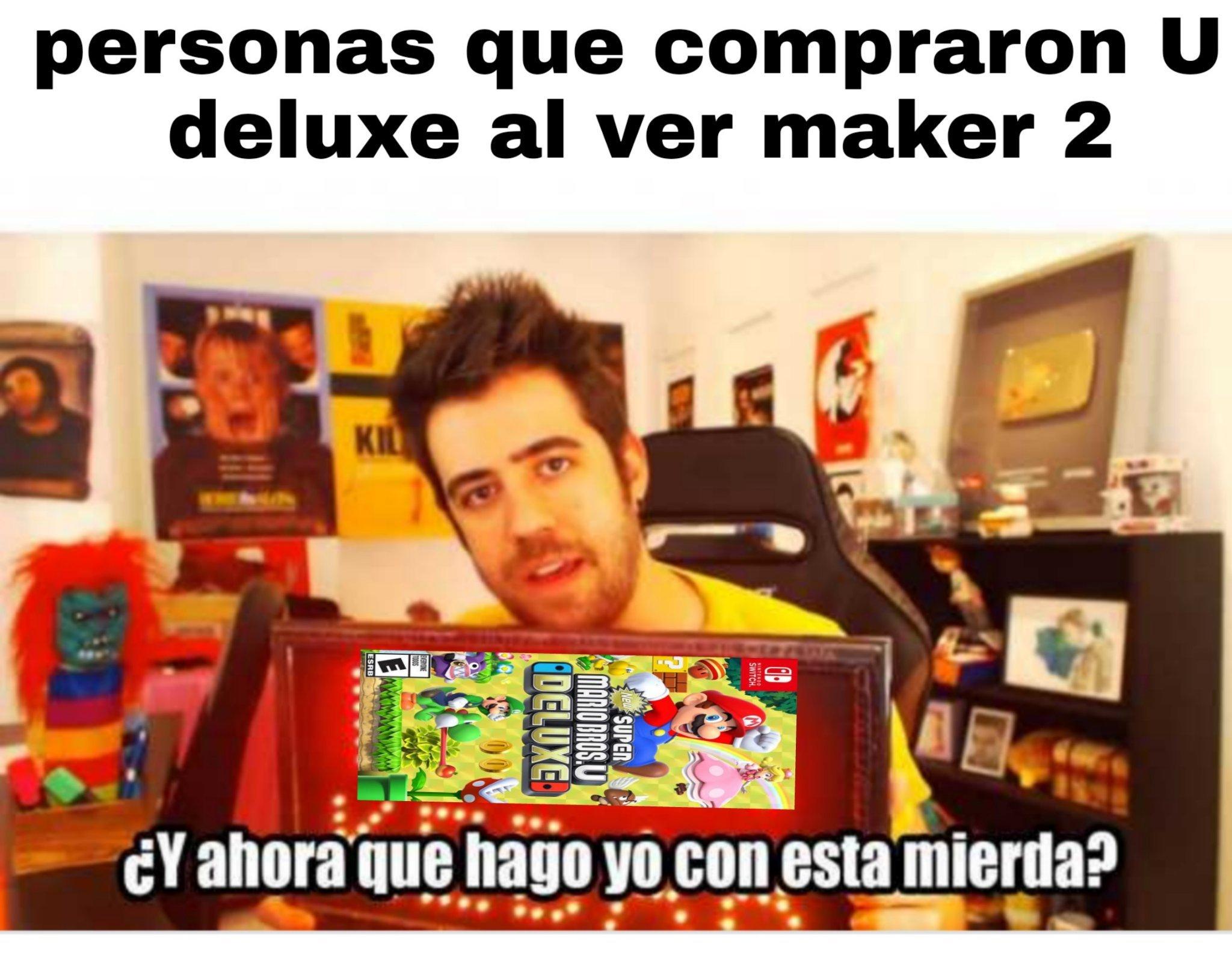 Maker 2!!!! - meme