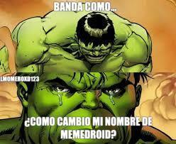 COMO EL MI NOMBRE ESTA BIEN CULERO - meme