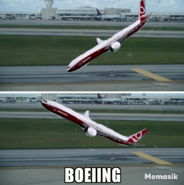boeiing - meme