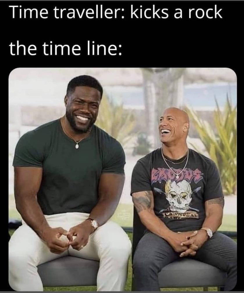 Timetravel - meme