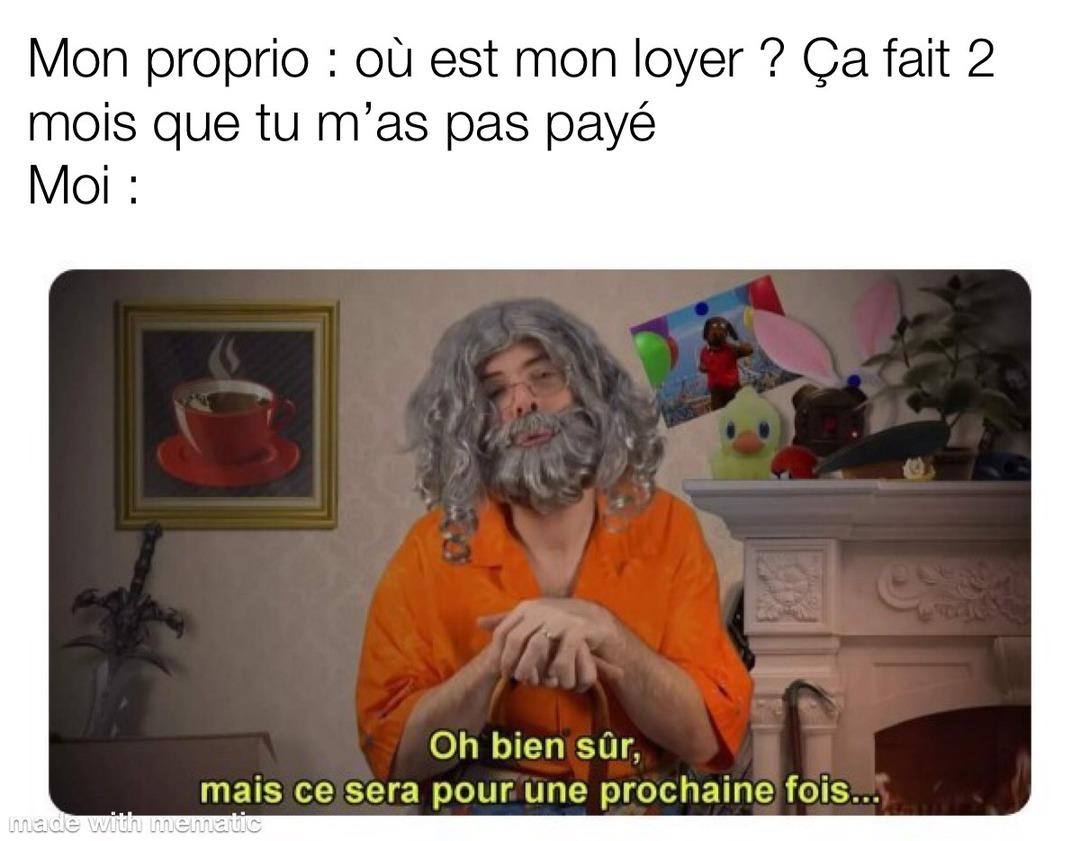 Loyer - meme