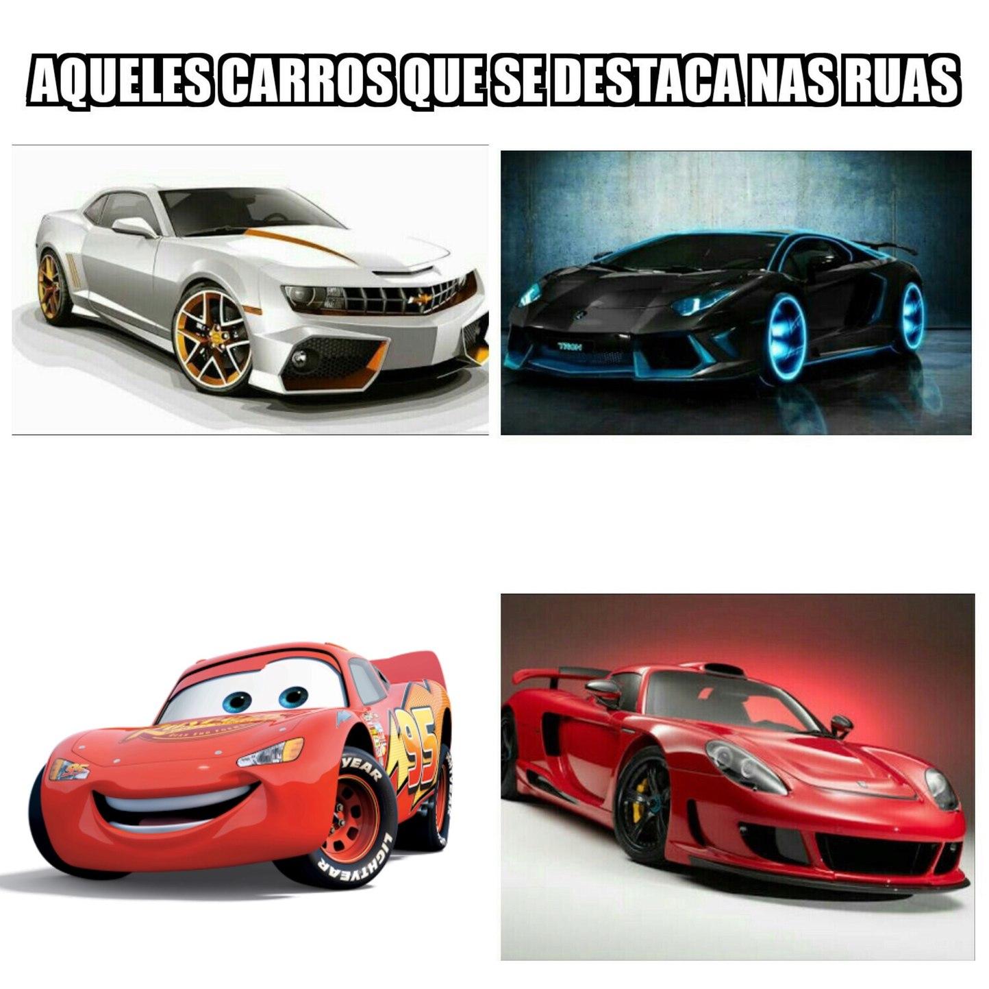Relâmpago Marquinhos - meme