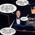 Batman's true origin