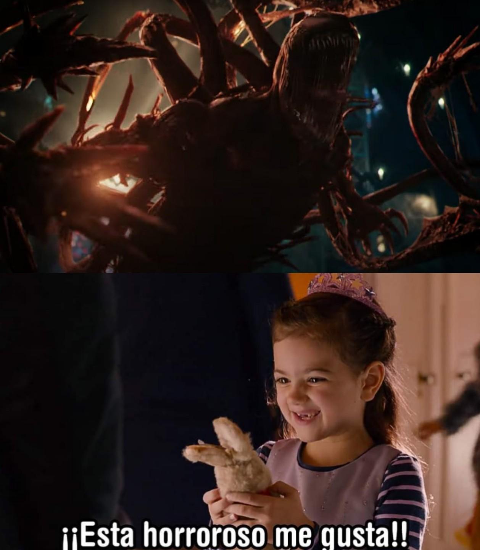 Que les pareció el trailer de Venom: Let There Be Carnage?? - meme