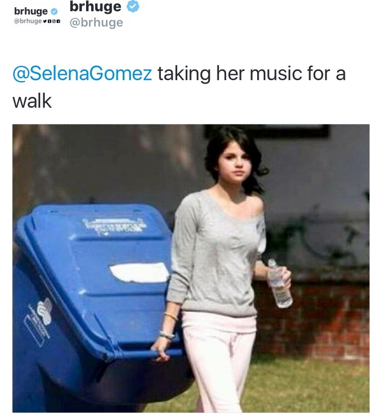 or did she and Bieber get back together? - meme