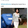 or did she and Bieber get back together?