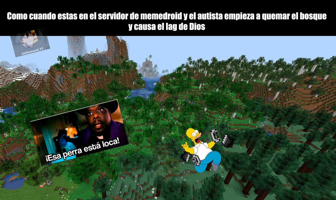 Unete al server! - meme