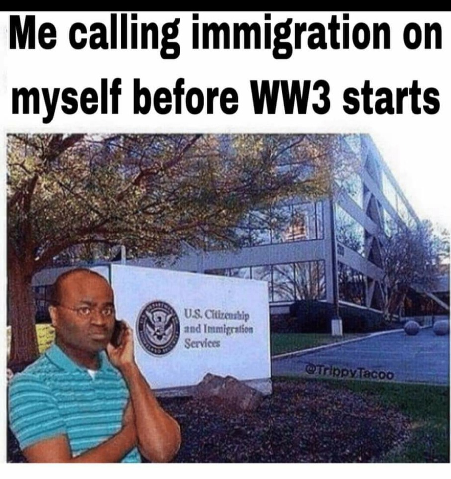 Please, I'll do it first - meme