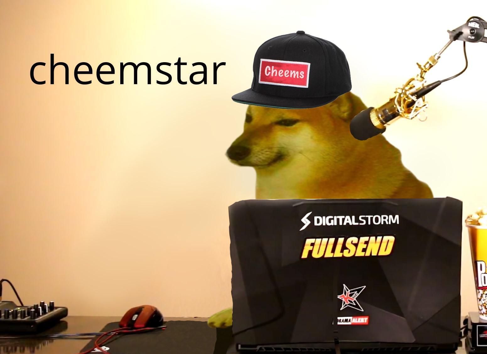 Cheemstar - meme