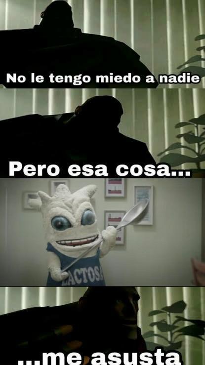 Los de mexico entenderan los maldigo por pasar ese comercial en mi pais - meme