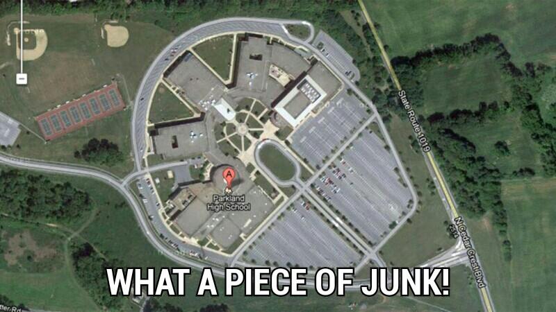 I wonder it their school has a hyperdrive... - meme