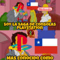 No se ofendan, también soy chileno xD