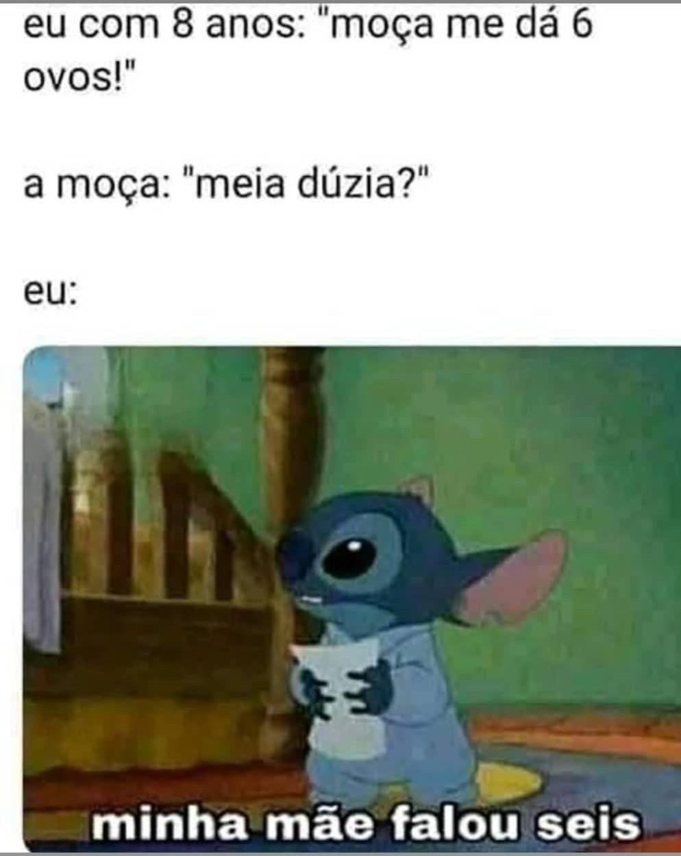 SÓ CEIS PAUM PÔ - meme