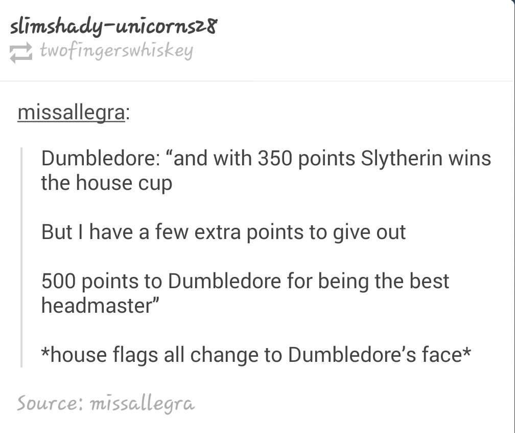 dumbledore wins! - meme