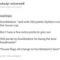 dumbledore wins!
