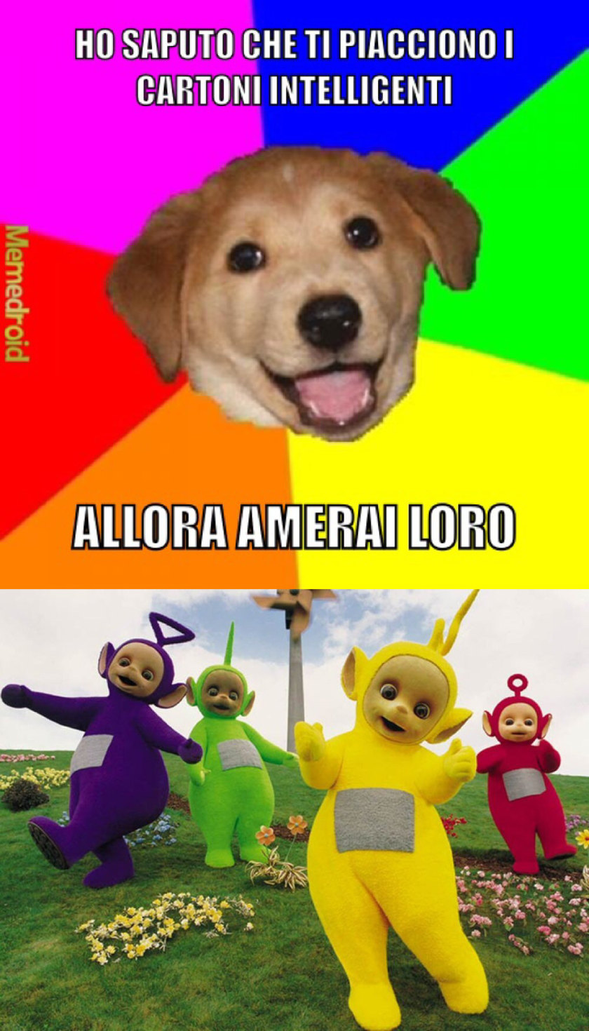 Teletubbies.. - meme