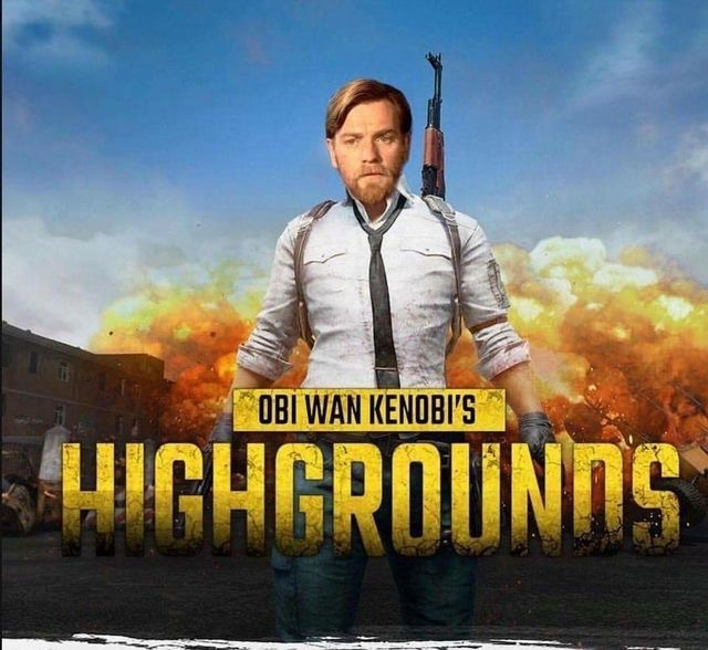 The high grounds - meme