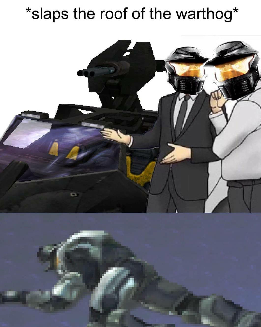 Halo CE nibbas will understand - meme