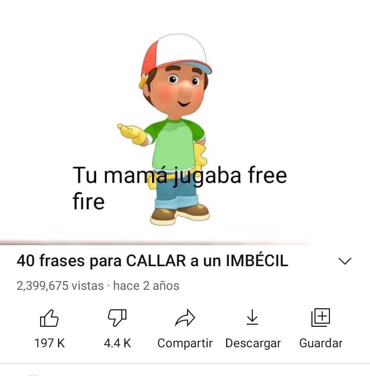 COMO SIEMPRE FREE FIRE BAD - meme