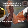 El título se fue a matar demonios