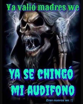Audifono - meme