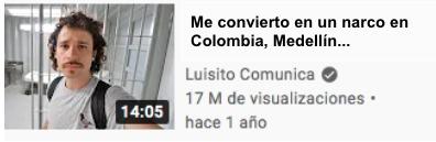 Luisillo Pillo Palomo #3 - meme