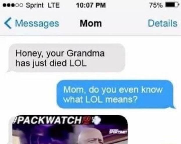 damn momma you savage - meme