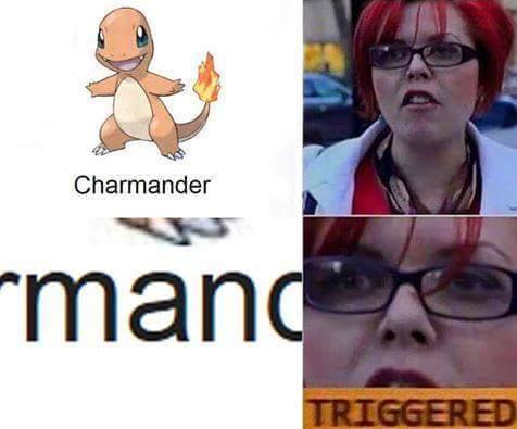 Trigger - meme