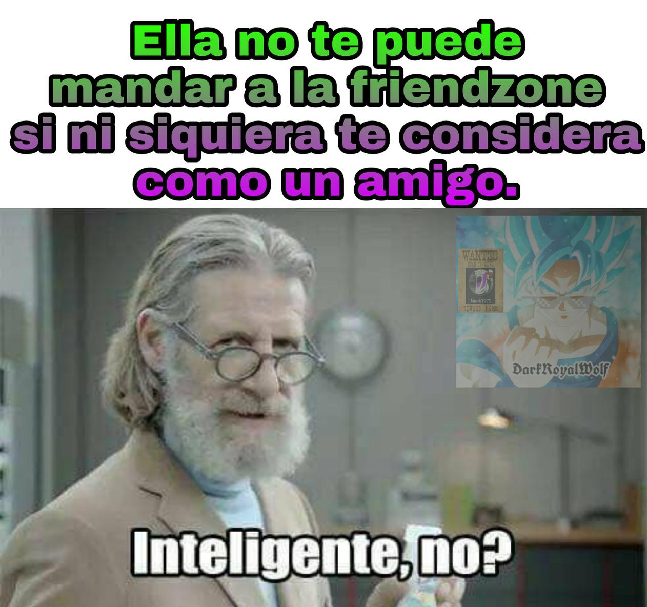 Inteligente, no? :D - meme
