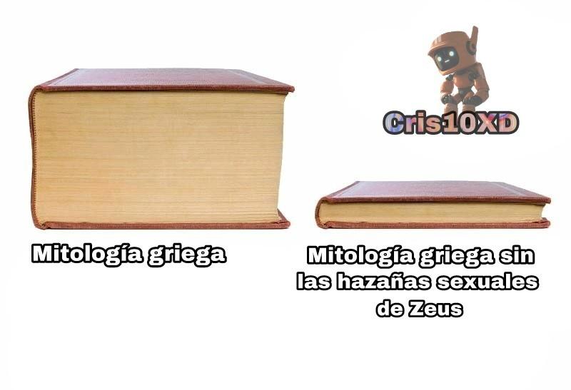 ZEUS - meme