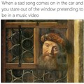 Sad time