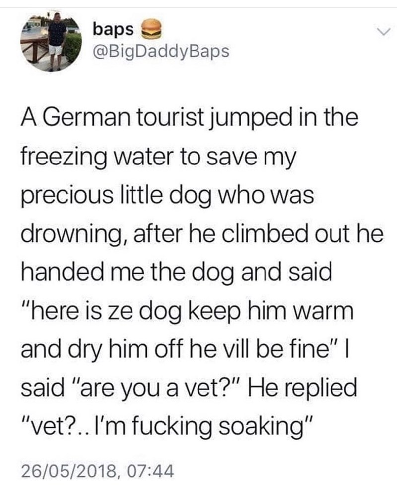 Wet - meme