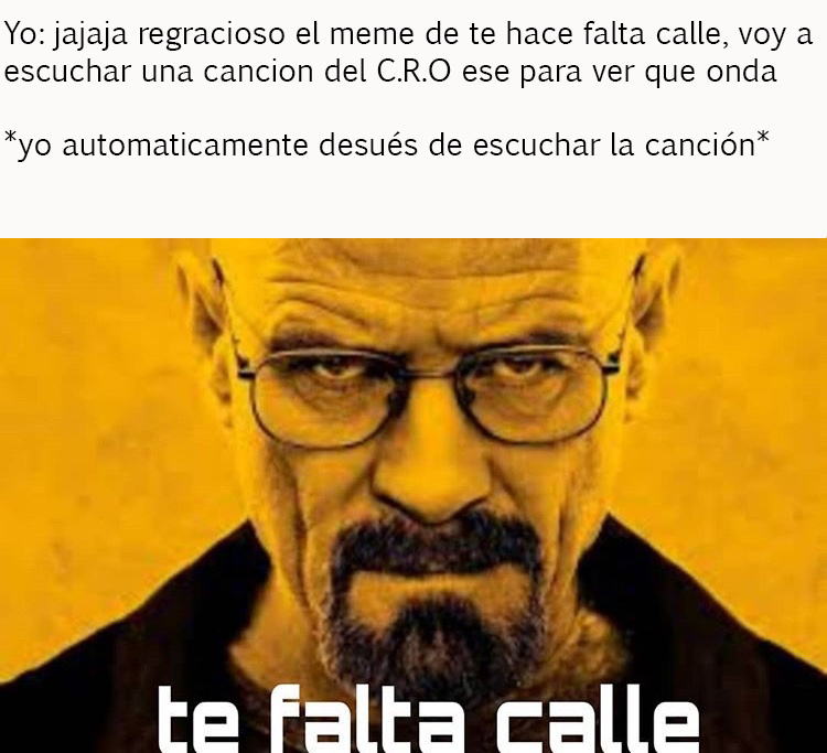 jajaja me pasó - meme