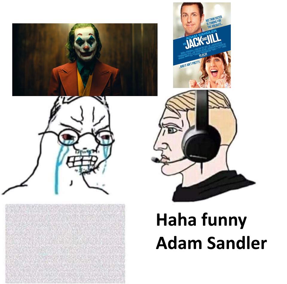 Adam Sandler - meme