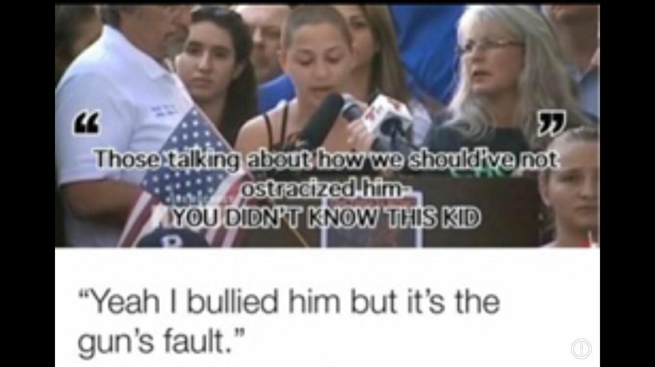 Bullying - meme