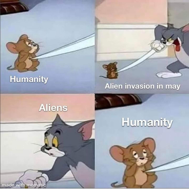 Ya nada puede ser peor - meme