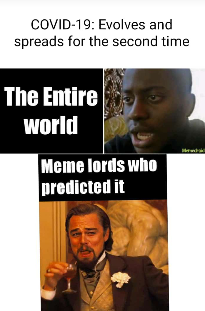 The future is now - meme