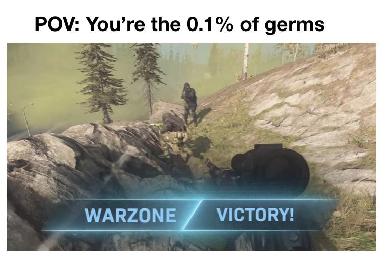 Warzone Victory - meme