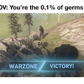 Warzone Victory