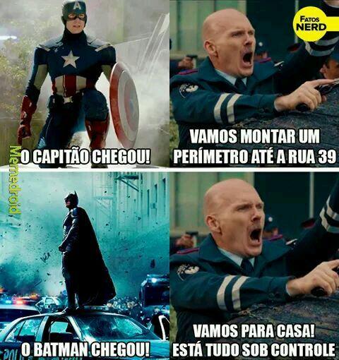 Batman chavoso - meme