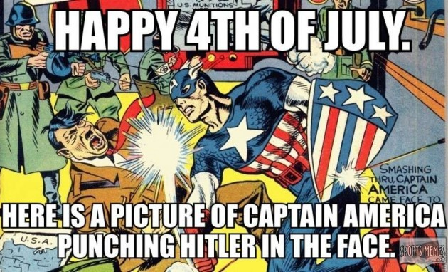 Happy 4th of july everyone - meme