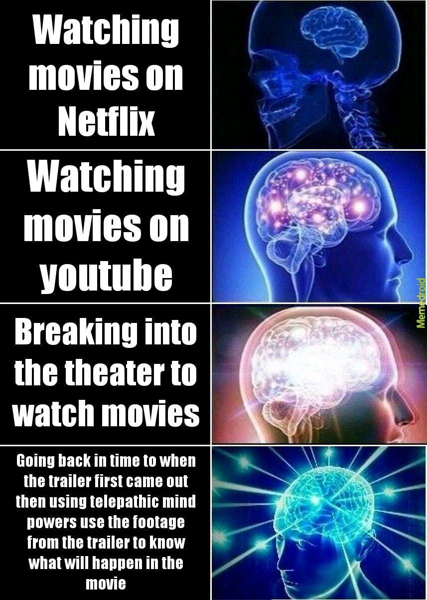 TELEPATHIC MIND POWERS - meme